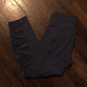 Athleta crop leggings